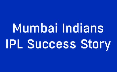 Behind the scenes of Mumbai Indians' IPL success story