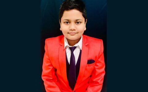 Armaan Nayak, an 8-year-old, Indian creates World Record