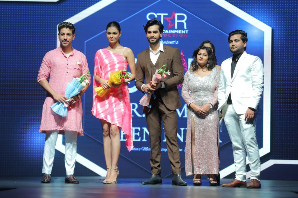 Star Entertainment Production Concludes Four Talent Contests
