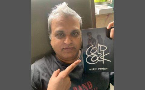 "Mukul Ranjan to Launch His Romance Fiction Novel ""Cold Cock"""