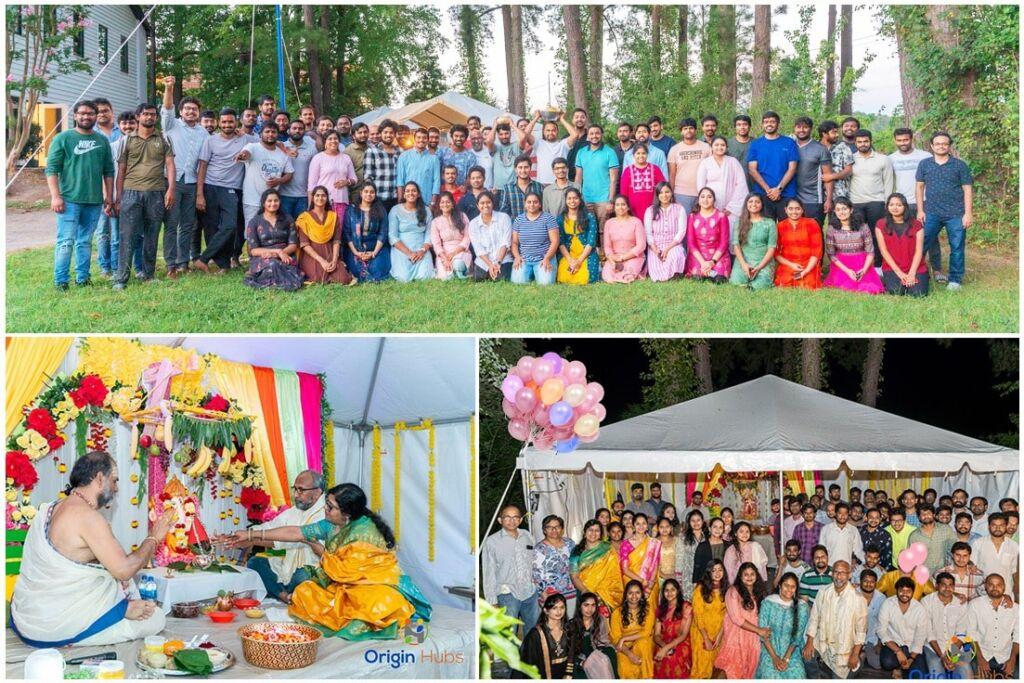 Auspicious Ganesh Chaturthi Celebration at Origin Hubs – 30 Lakh Rupees Raised For Various Charities