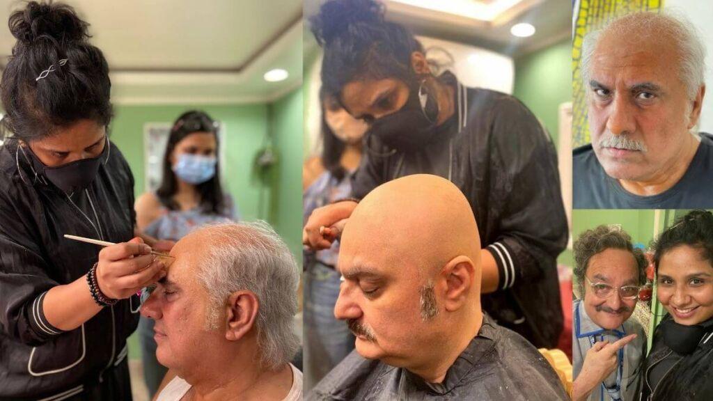 Preetisheel Transforms Stylish Boman Irani into an Urban Common Man