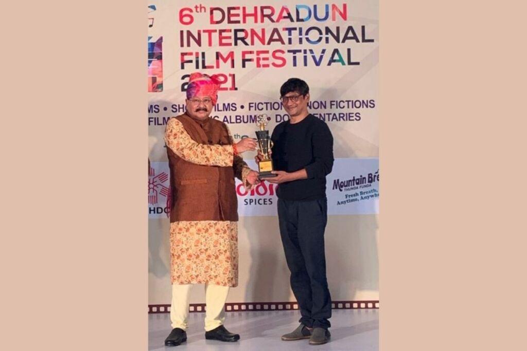Subrat Dutta, Victor Banerjee and film – JOSEF – BORN IN GRACE