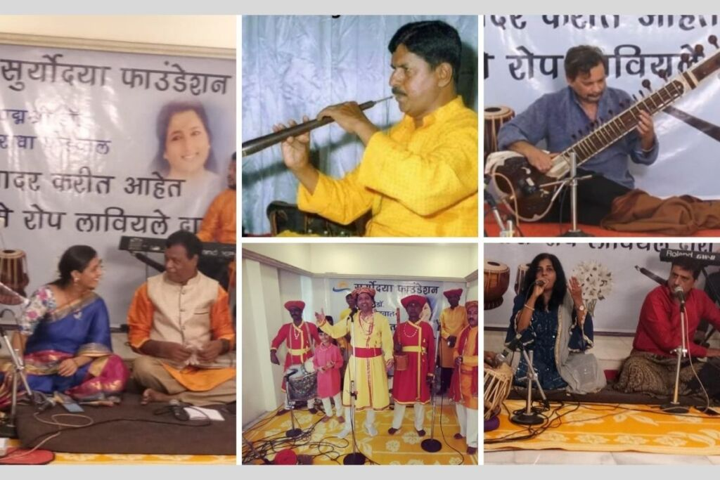 Suryodaya Foundation supports 10 young and upcoming artists, groups