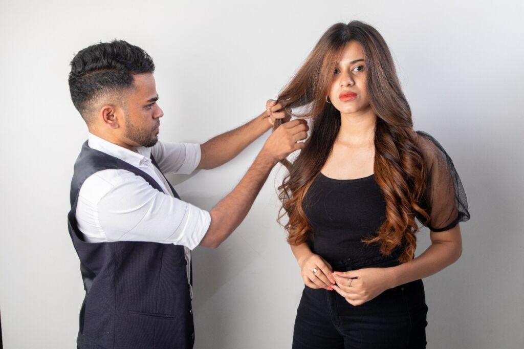 Shiva Murugesh: India's Rising Hairstylist