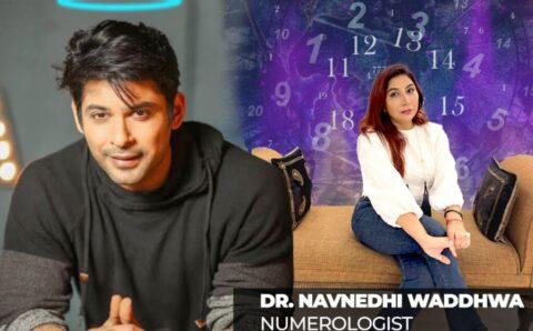 Celebrity Numerology Expert Navnedhi Waddhwa Decodes Sidharth Shukla's Birthdate Numbers