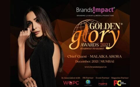 Brands Impact announces Golden Glory Awards 2021 with Malaika Arora