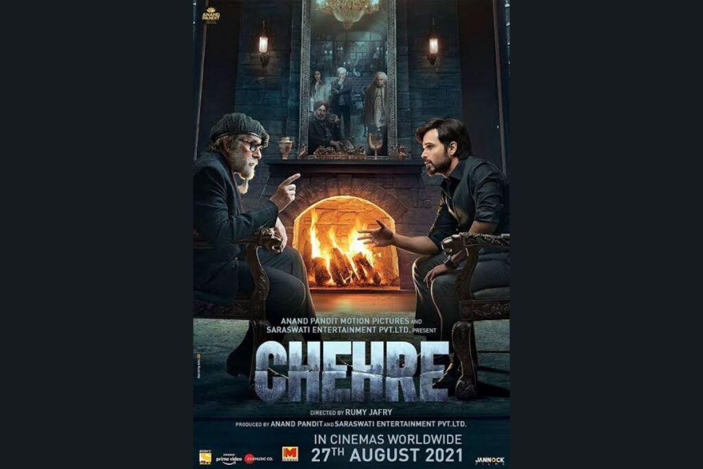 Amitabh Bachchan-Emraan Hashmi Starrer Chehre Sets New Benchmark On OTT Viewership, Becomes The Most Viewed Film