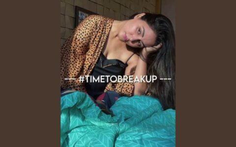 Hina Khan Has Broken Up & Is Inspiring Women Too to 'Break Up'