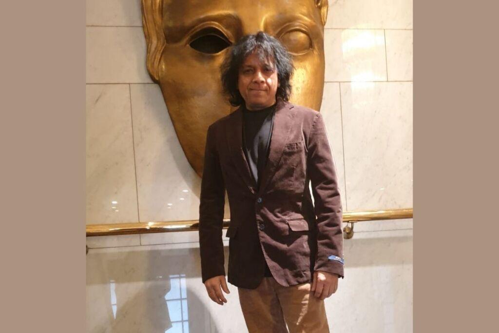 Music Is What Completes Me, Says Music Composer Vinay Ram Tiwari